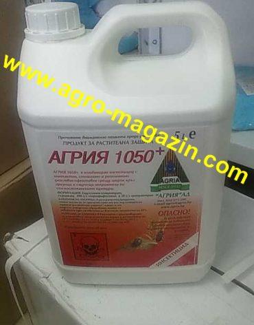 АГРИЯ 1050+ е високоефективен комбиниран инсектицид